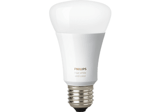 PHILIPS Hue White and color ambiance Bulb 9.5 W