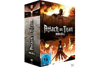 Attack on Titan – DVD Box 1 – Limited Edition mit Sammelbox [DVD]