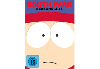 South Park – Season 11-15 - (DVD)