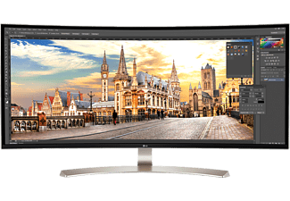 LG Moniteur 38UC99 UltraWide QHD+ IPS LED Curved