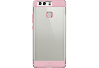 Innocence Clear Backcover Huawei P9 Kunststoff/Polycarbonat/Thermoplastisches Polyurethan Rose Quartz