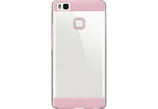 Innocence Clear Backcover Huawei P9 Lite Kunststoff/Polycarbonat/Thermoplastisches Polyurethan Rose Quartz