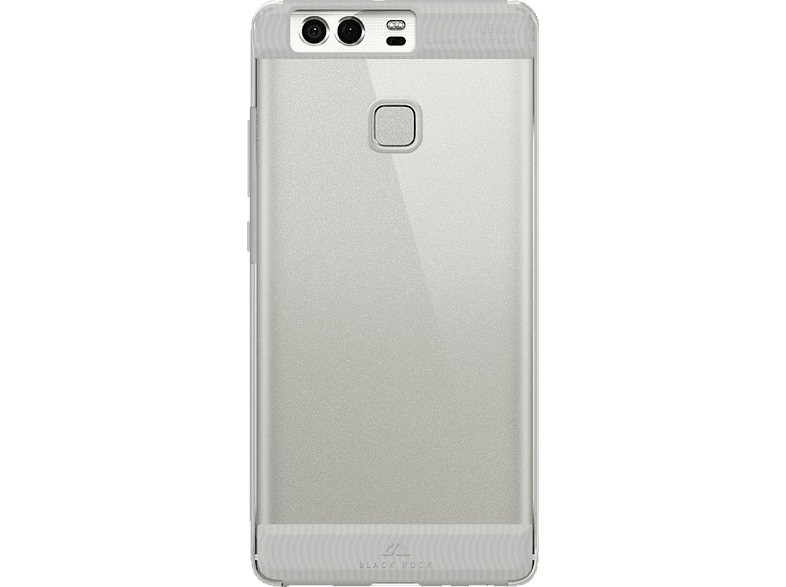 BLACK ROCK Air Protect Backcover Huawei P9 Polycarbonat/Thermoplastisches Polyurethan Transparent