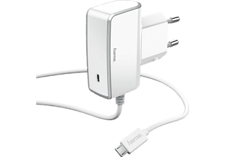 HAMA Chargeur microUSB (108165)