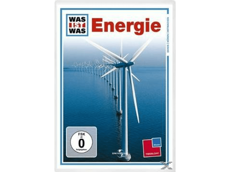 Was ist was - Energie [DVD]