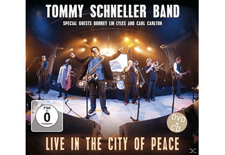 Tommy Schneller Band - Live In The City Of Peace (DVD+CD) - (DVD + CD)