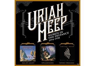 Uriah Heep - Words In The Distance (3CD Boxset) - (CD)