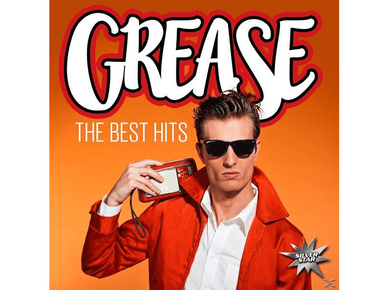 VARIOUS - Grease-The Best Hits [CD]