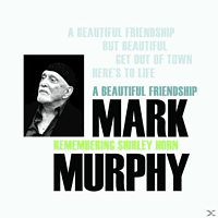 Mark Muprhy - A Beautiful Friendship: Remembering Shirley Horn [LP + Download]