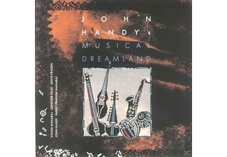 John Handy - Musical Dreamland - (CD)