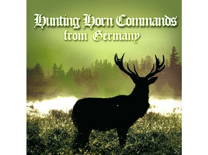 VARIOUS - Hunting Horn Commands from Germany  [CD]
