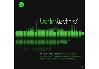 VARIOUS - Berlin Techno 6 - (CD)