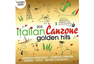 VARIOUS - Italian Canzone: Golden Hits [CD]