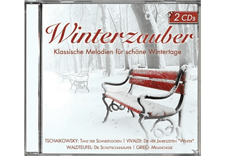 VARIOUS - Winterzauber - (CD)