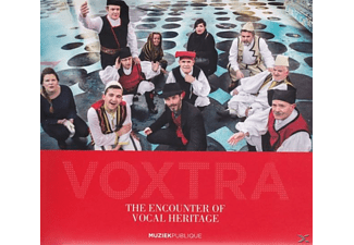 Voxtra - The Encounter of Vocal Heritage - (CD)