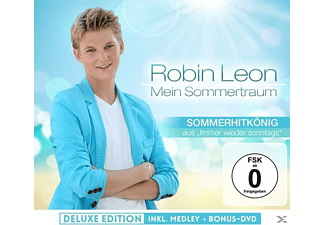 Robin Leon - der Sommerhitkönig - Mein Sommertraum-Deluxe Edit - (CD + DVD Video)