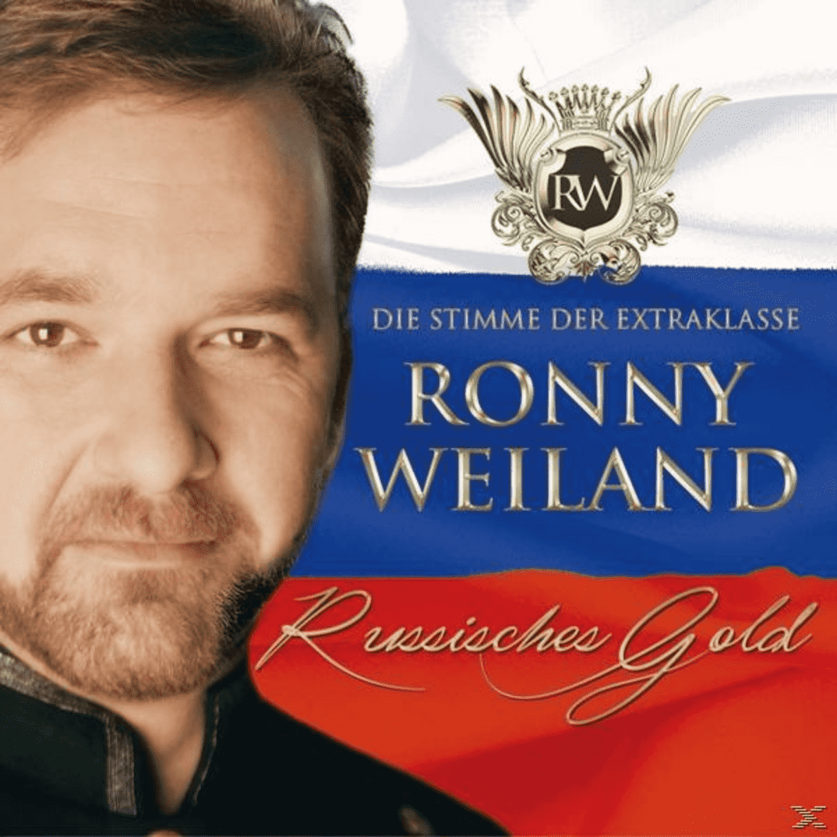 Ronny Weiland - Russisches Gold - (CD)
