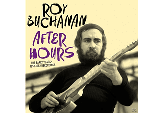 Roy Buchanan - After Hours-The Early Years-1957-62 - (CD)