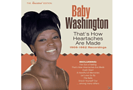 Baby Washington - That's How Heartaches Are Made-1958-62 [CD]