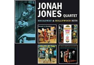 Jonah Jones Quartet - Broadway & Hollywood Hits - (CD)