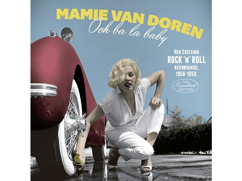 Mamie Van Doren - Ooh Ba La Baby-Her Exciting Rock'n'Roll [CD]