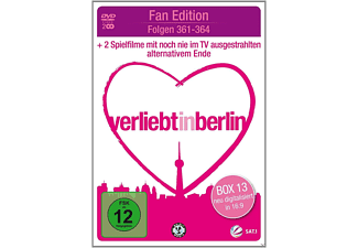(13) (Fan Edition Box),Folge 361-364) - (DVD)