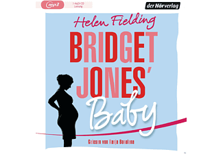 Bridget Jones' Baby - 1 MP3-CD - Unterhaltung
