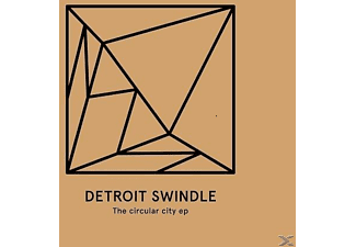 Detroit Swindle - The circular city EP - (Vinyl)