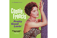 Connie Francis - Plenty Good Lovin'-Her Exciting Rock'n'Roll & R&B  [CD]