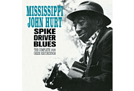 Mississippi John Hurt - Spike Driver Blues-The Complete 1928 Okeh Record [CD]