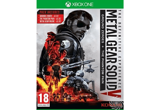 Metal Gear Solid V - The Definitive Experience  | Xbox One
