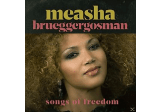Measha Brueggergosman - Songs Of Freedom - (CD)