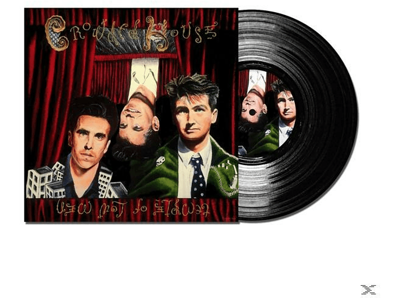 Crowded House - Temple Of Low Men [Vinyl]