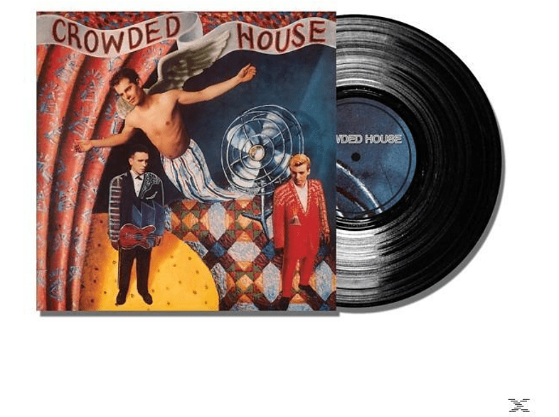Crowded House - Crowded House [Vinyl]