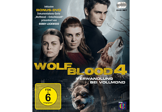 Wolfblood 4 - (DVD)
