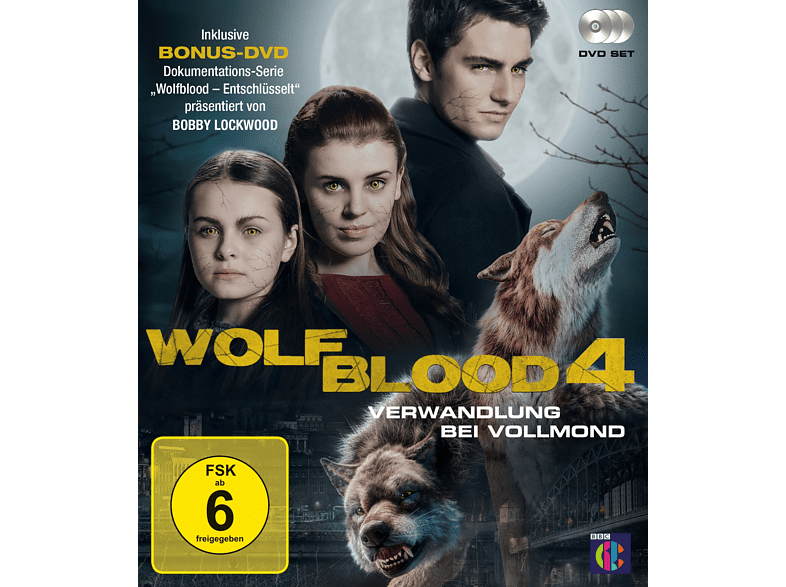 Wolfblood 4 [DVD]