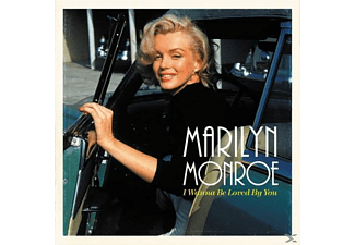 Marilyn Monroe - I Wanna Be Loved By You - (Vinyl)