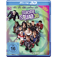 Suicide Squad (Kinofassung & Extended Cut) [3D Blu-ray (+2D)]
