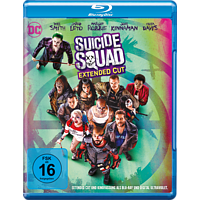 Suicide Squad (Kinofassung & Extended Cut) [Blu-ray]