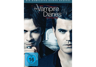 The Vampire Diaries - Staffel 7 - (DVD)