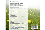 Maki Namewaka, Sinfonieorchester Basel - Stravinsky: Complete Ballet Music (Orchestral and [CD]