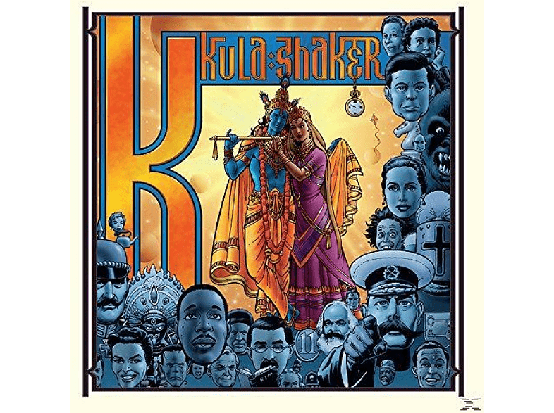Kula Shaker - K (20th Anniversary Edition) [CD]