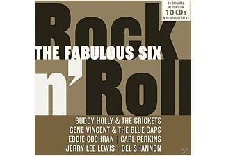 VARIOUS - The Fabulous Six - (CD)