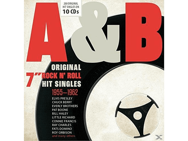 VARIOUS - 100 Original Two-Sided Hit-Singles [CD]