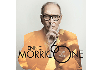 The Czech National Symphony Orchestra - Morricone 60 CD