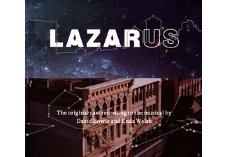 Lazarus (Original Cast Recording) CD
