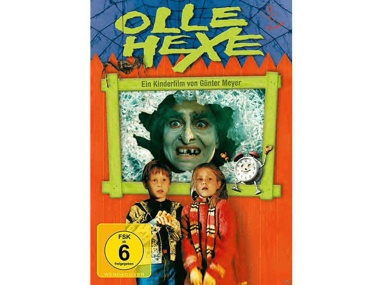 Olle Hexe (Remastered) [DVD]