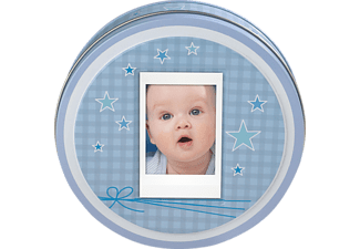 FUJIFILM Instax Mini Photo Photo Baby Set, Blau