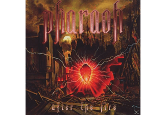 Pharaoh - AFTER THE FIRE - (CD)