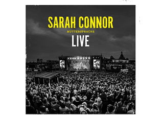 Sarah Connor - Muttersprache-Live - (CD)